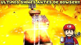 Últimos Shines antes de BOWSER !! - Jugando Super Mario Sunshine con Pepe el Mago (#12)