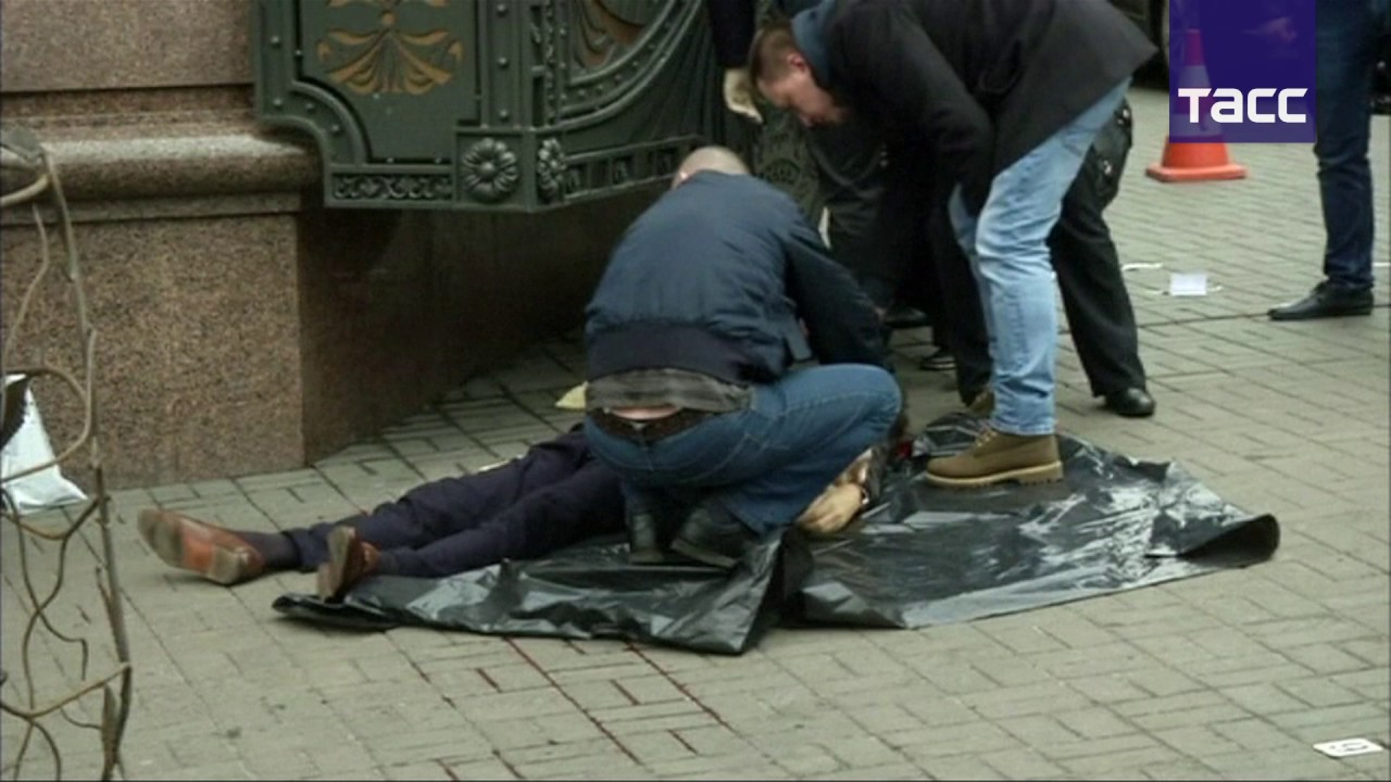 В Киеве убит бывший депутат Госдумы РФ Вороненков