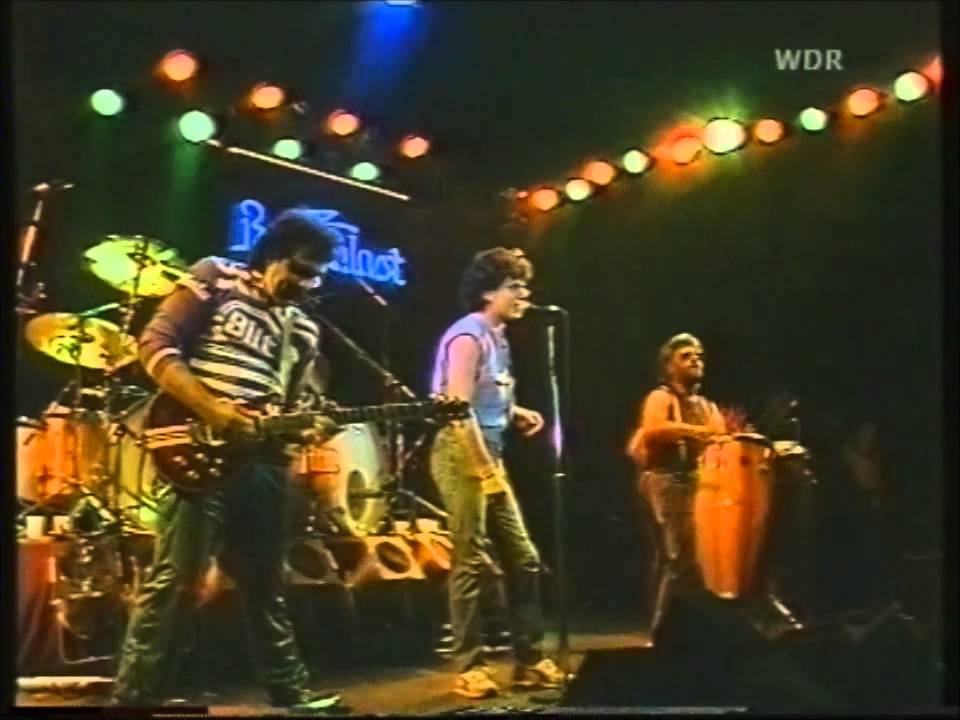 Nazareth Live In Germany 1984 Rockpalast Video