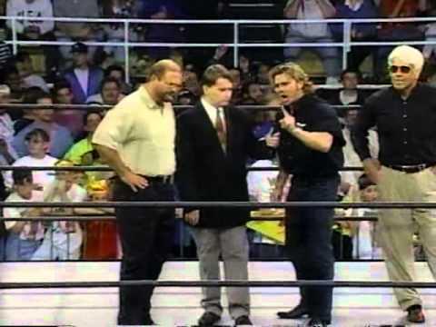 WCW Monday Nitro - The Horsemen Reunite!