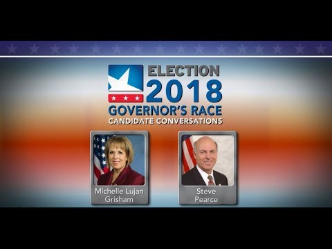 2018 New Mexico Public Media Candidate Conversations: Governor