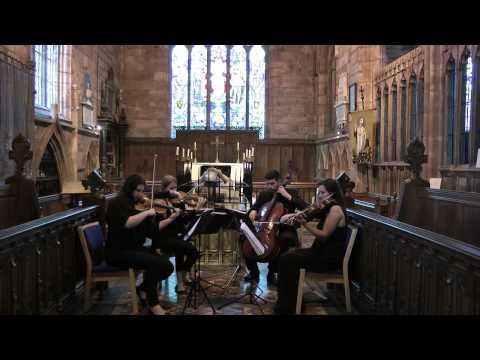 Kissing You (Des'ree) Wedding String Quartet