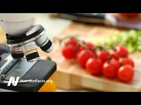 Are Organic Foods Healthier?