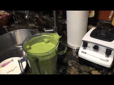 Paul's Super Smoothie - Lean Food - Healthy Eating