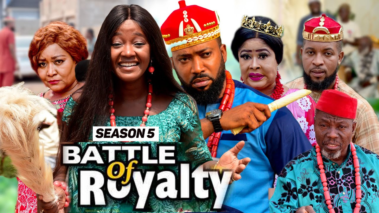 Download BATTLE OF ROYALTY (SEASON 5) {NEW MOVIE} - 2021 LATEST NIGERIAN NOLLYWOOD MOVIES