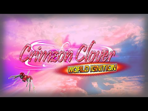 Crimzon Clover WORLD IGNITION -1CC - ALL CLEAR - TYPE 1