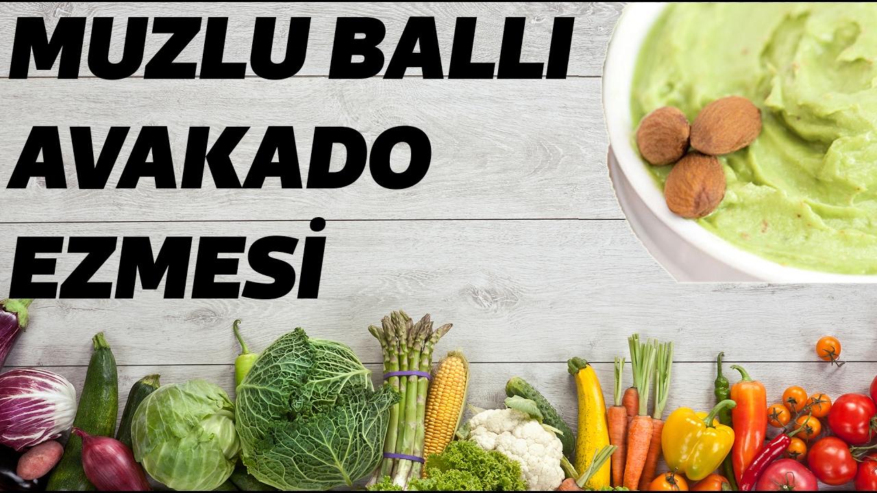 Avokado Salatası Nasıl Yapılır Videosu