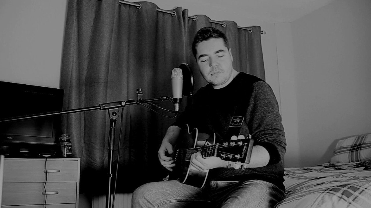 Sia - Chandelier (Acoustic Guitar Cover) - YouTube