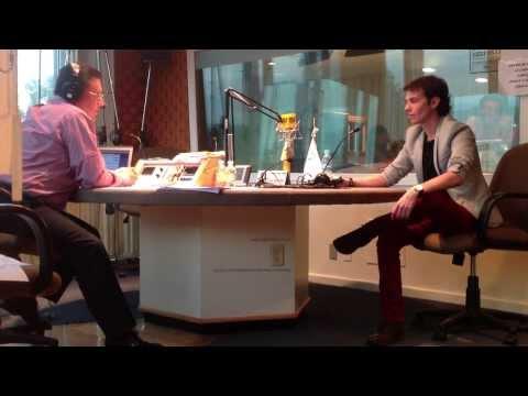 Camilo Blanes entrevista Jesús M. Mendoza para Radio Red AM