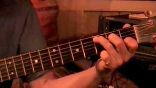 Billy in the Low Ground bluegrass guitar lesson / tutorial
