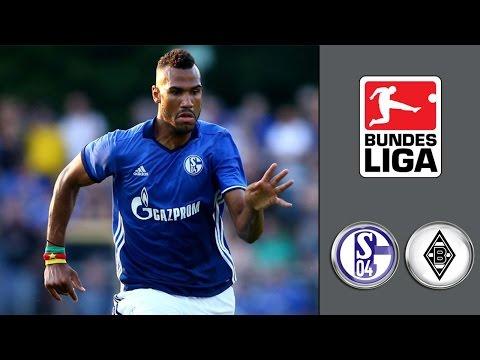 FC Schalke 04 Vs Borussia M'gladbach ● 02.10.2016 ● 6.Spieltag - 1. Bundesliga | FIFA 17