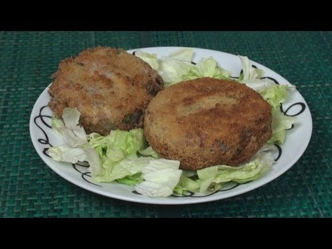 Simple Fishcakes Recipe