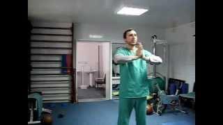 Комплекс упражнений для суставов рук