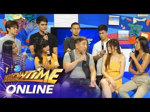 It's Showtime Online: Metro Manila contender Dovic Mina shares his work as a physical therapist