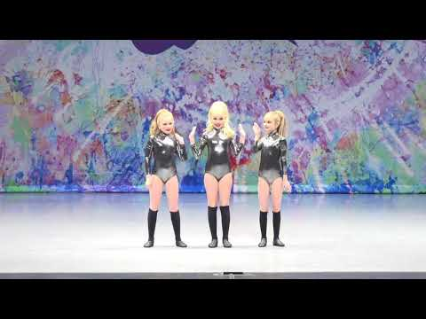 Charlie's Angels- Esprit De Corps Dance Co.