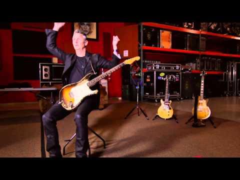 Mike McCready's 1959 Guitars