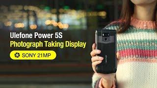 13000mAh & Sony 21MP Camera Ulefone Power 5S Photograph