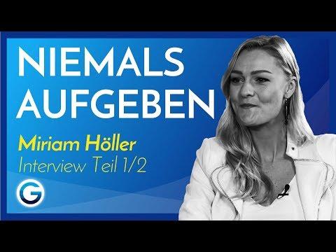 Rückschläge meistern: Wie du aus schlimmen Krisen gestärkt hervorgehst // Miriam Höller Teil 1/2