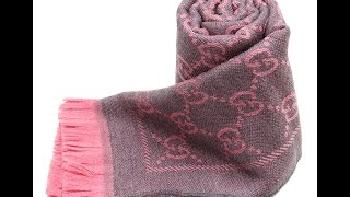 Gucci scarf review from www.wonderleisure.com