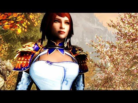 Full Download] 12 Top Sexy Skyrim Armor Lady Templar Unp