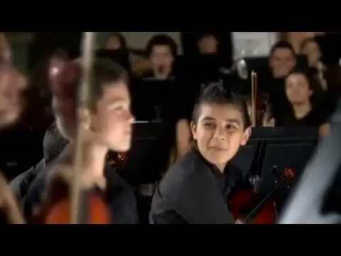 Campaña Publicitaria Sinem 2012   'La educación te forma, la  música te transforma'