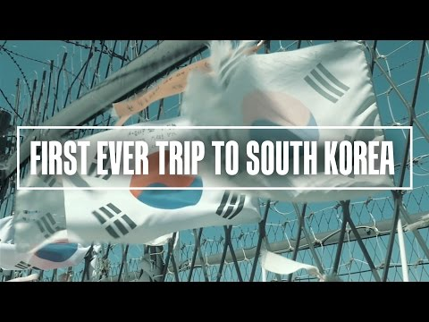 First Ever Trip To Seoul, South Korea | RehaAlev