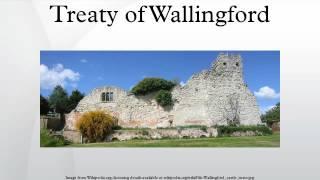 Treaty of Wallingford