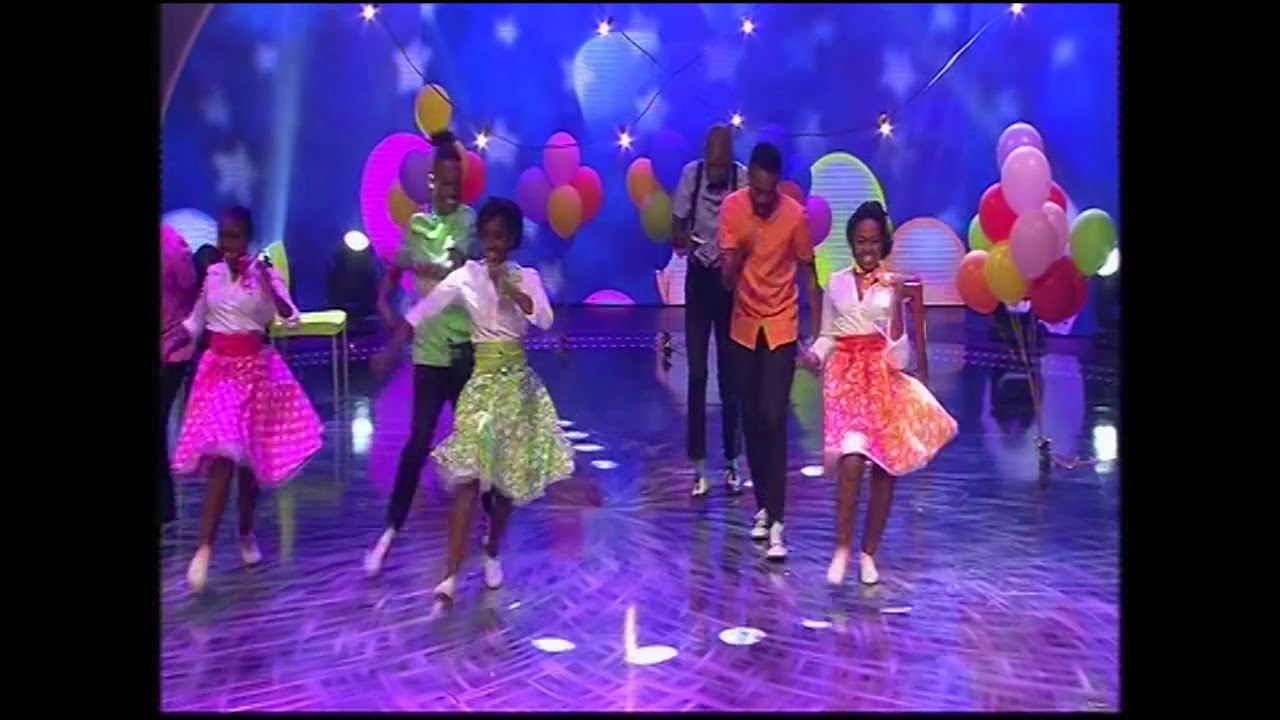SA's Got Talent I S'hlangene Dancers