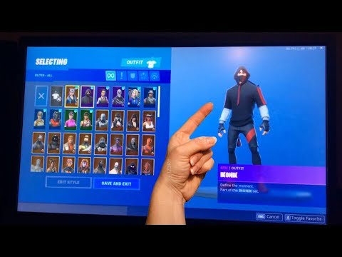 Free Fortnite Skins ✅ Free ikonik skin - How To Get Free Fortnite Skins (Season 9)