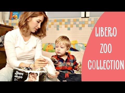 3 креативных способа использовать подгузники Libero Zoo Collection | Family Is...