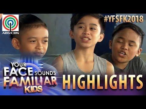 YFSF Kids 2018 Highlights: TNT Boys as Apo Hiking Society | Week 2 Mentoring Session