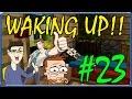 MINECRAFT  WAKING UP!!  SALVATE IL SOLDATO VEGAS!! wSurrealPower #23