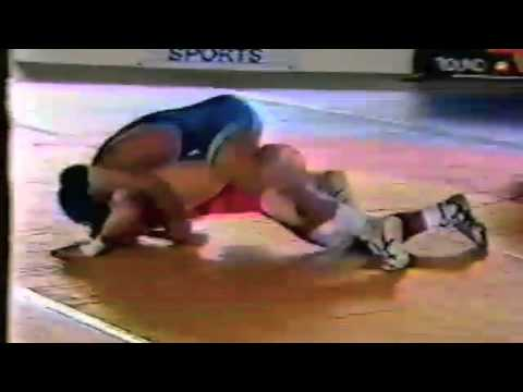 1988 Canada Cup: 48 kg Final Rob Eiter (USA) vs. Selwyn Tam (CAN)
