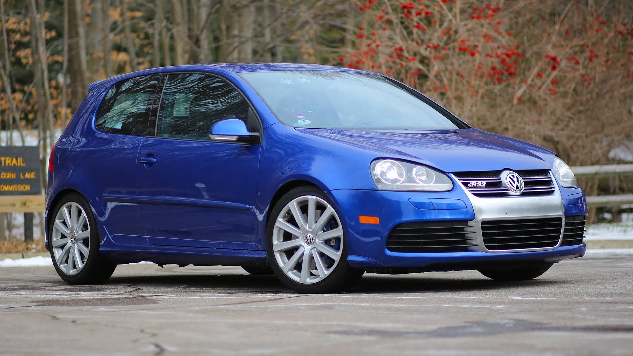 2008 vw golf r32 review youtube. Black Bedroom Furniture Sets. Home Design Ideas