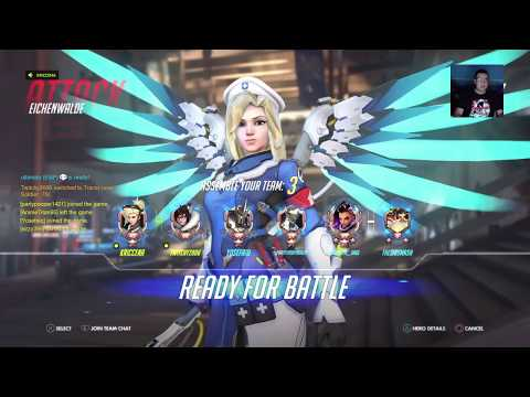 Overwatch Episode 71: Late Night Stream with Broken Twitch