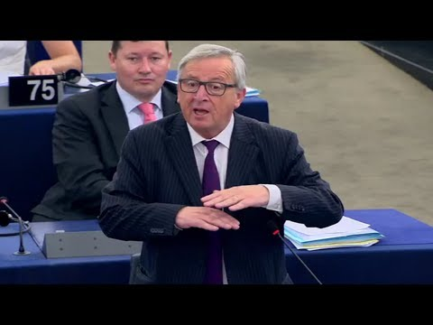 """Parliament is ridiculous"", EU Commission President Jean-Claude Juncker"