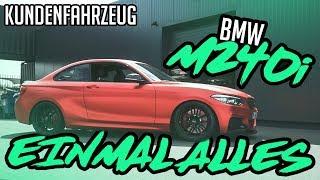 JP Performance - Einmal Alles! | BMW M240i Kundenfahrzeug