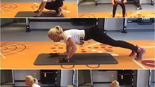 Функциональная тренировка с весом собственного тела