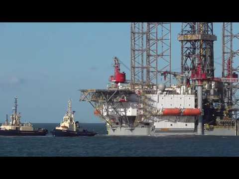 ENSCO 120 Jack Up Drilling Rig