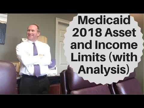 Medicaid 2018 Asset and Income Limits (with Analysis)