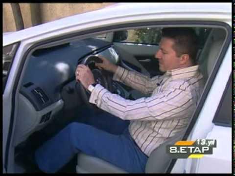 Güvenli Sürüş -  Doğru Koltuk Ayarı - 8. ETAP
