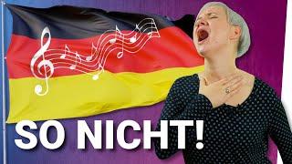 """Franziska Schreiber: """"Deutschland braucht eine neue Hymne!"""""""