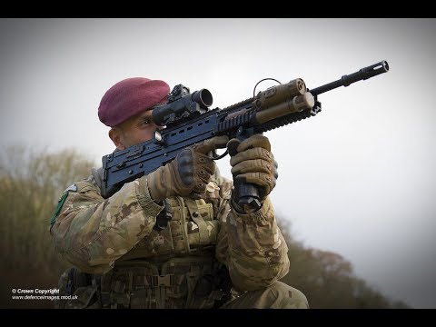 The Parachute Regiment - Reacting To Training Live!!