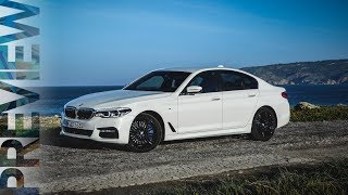 2017 BMW 540i M Sport (G30) | Preview