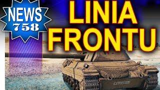 Linia frontu - fajne to czy lipa? - World of Tanks