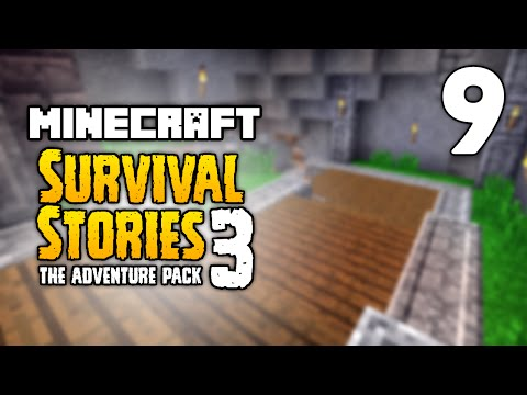 Modded Minecraft: Survival Stories 3 - E9 - Conveyor Belts are awesome