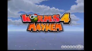Worms 4: Mayhem - PC Gameplay!!