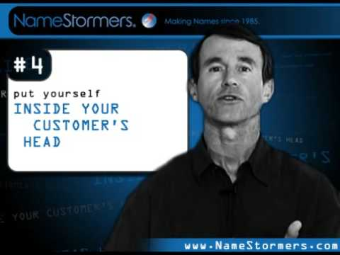 Advanced Tips on Naming a Business | NameStormers Brand Naming Development Company
