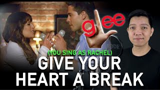 Download lagu Give Your Heart A Break (Brody Part Only - Karaoke) - Glee