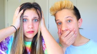 REACTING TO TRAMPOLINE FAILS!